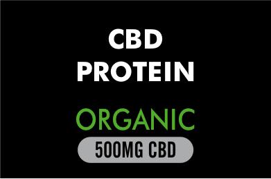 Milagro CBD Protein Organic 500mg