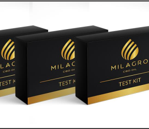 Milagro CBD Test Kit (Know your CBD oils)