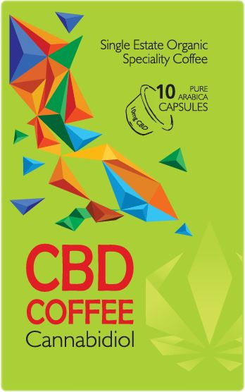 Nagaland Nespresso Coffee Capsules - Cannabidiol - 10mg 1