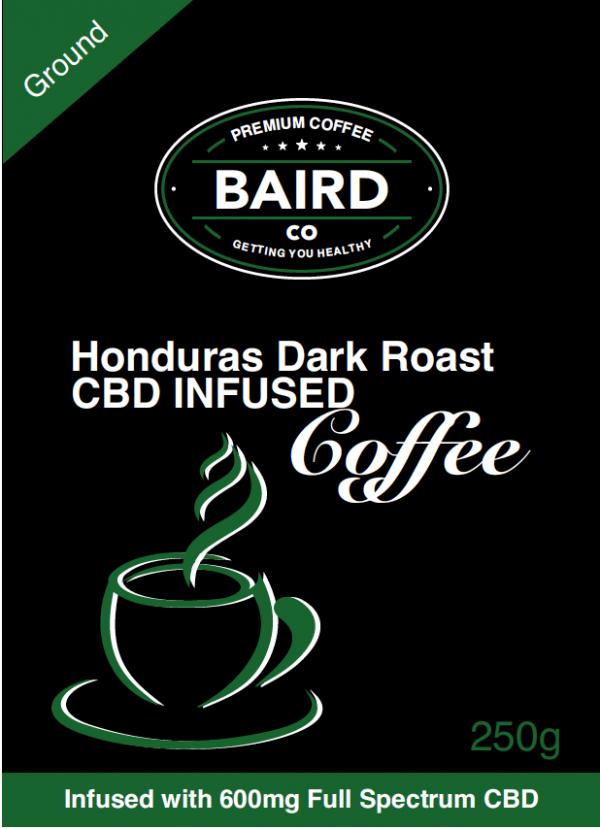 Bairdco Honduras Coffee